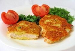 Быстро и вкусно: куриное филе в сырном кляре