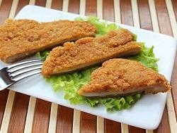 Отбивные из куриных окорочков - быстрый и вкусный ужин