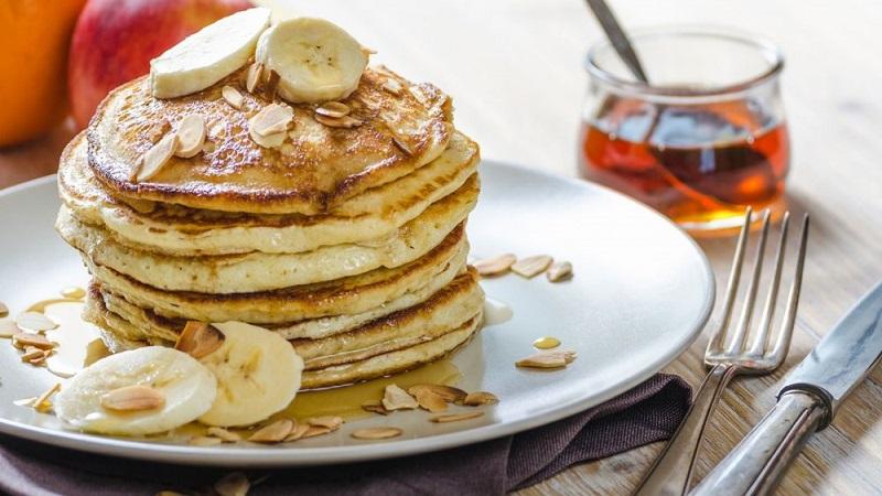 10 лучших рецептов банановых панкейков, которые понравятся взрослым и детям