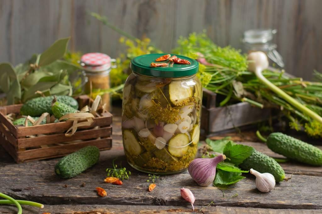 8 самых вкусных рецептов заготовок из огурцов на зиму