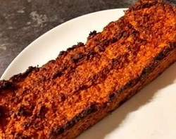 Лакомство для всей семьи: морковно-яблочный пп пирог