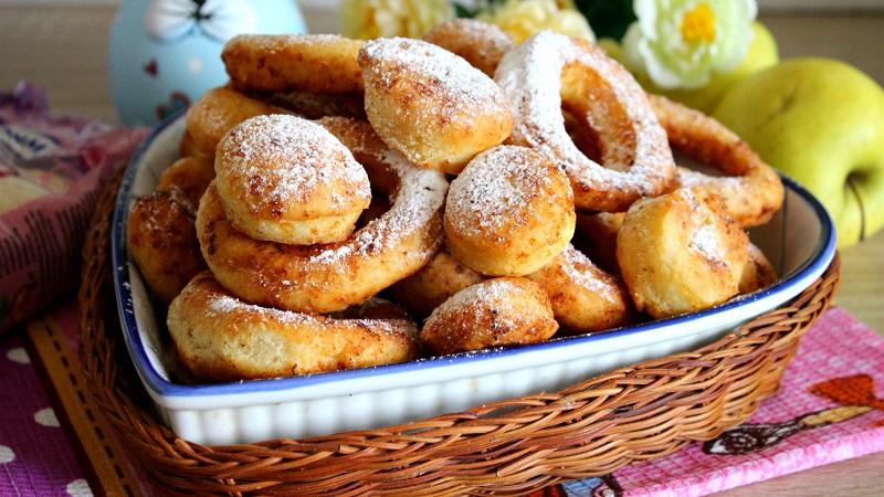 Как приготовить пончики из творога - 7 простых рецептов