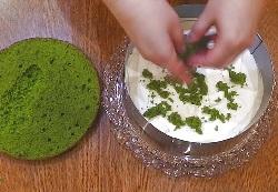 """Удивите своих домашних и гостей: торт """"Лесной мох"""""""
