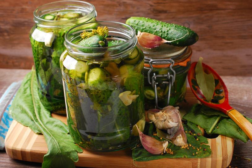 Топ-6 рецептов маринованных огурцов с яблочным уксусом
