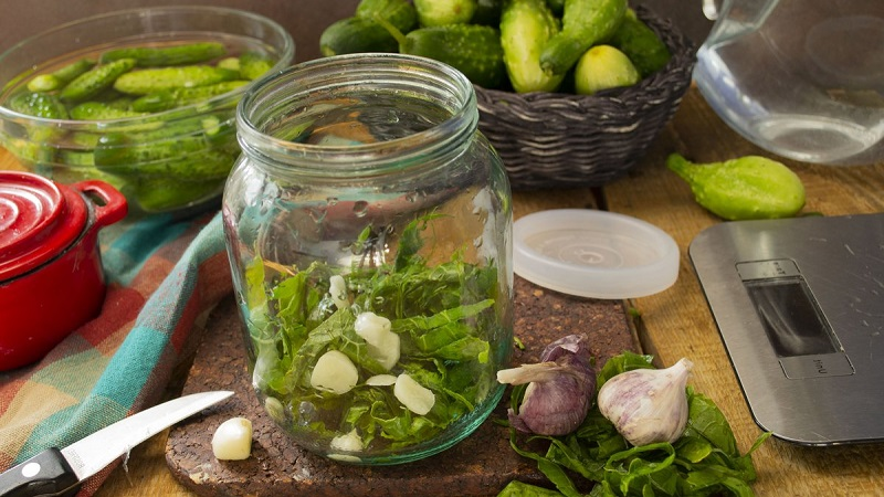 Как солить огурцы с лимонной кислотой: проверенные рецепты и полезные советы