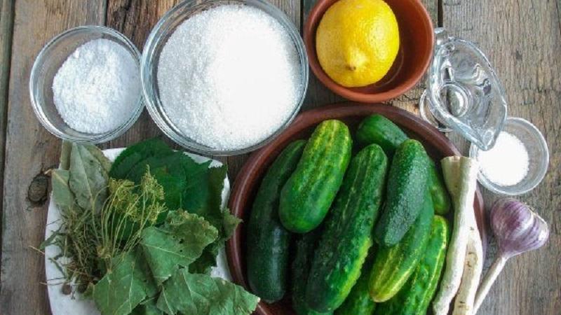Консервированные огурцы на зиму рецепт с лимонной кислотой: правила и рецепты