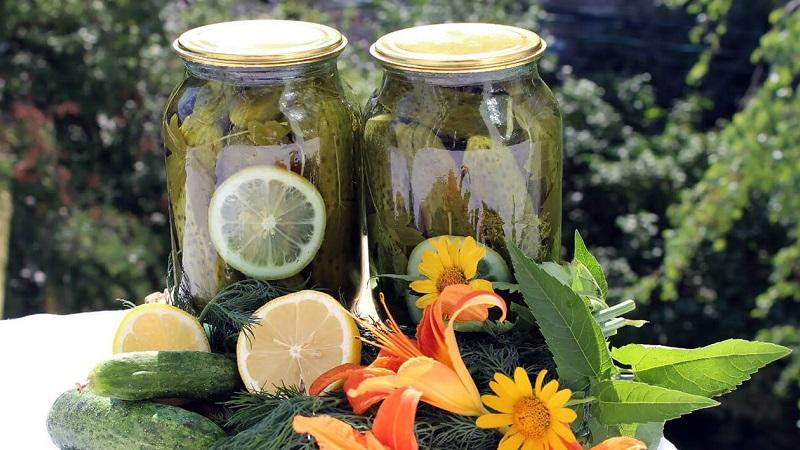 Выбирайте лучший рецепт огурцов с водкой на зиму из нашей подборки