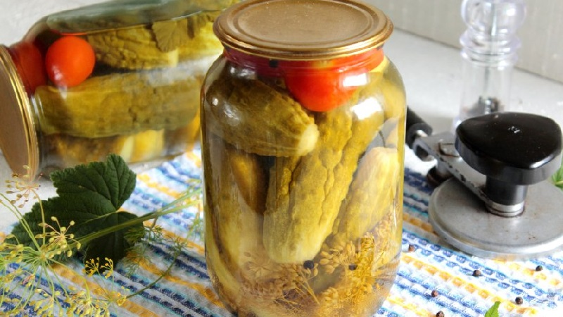 Заготовки впрок: рецепты огурцов с аспирином на зиму