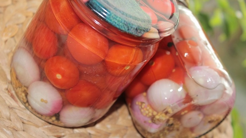 Лучшие рецепты: как засолить помидоры черри на зиму в банках