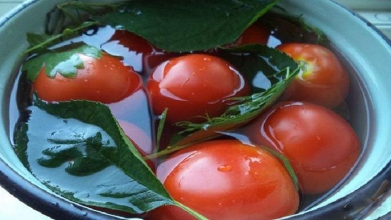 Лучшие рецепты заготовок на зиму: квашеные помидоры
