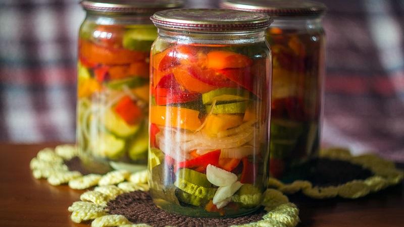 Самые вкусные помидоры в желатине на зиму: рецепт без стерилизации, без уксуса и с добавлением интересных ингредиентов