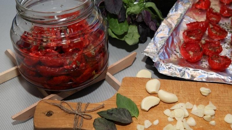 Как правильно приготовить вяленые помидоры в домашних условиях разными способами
