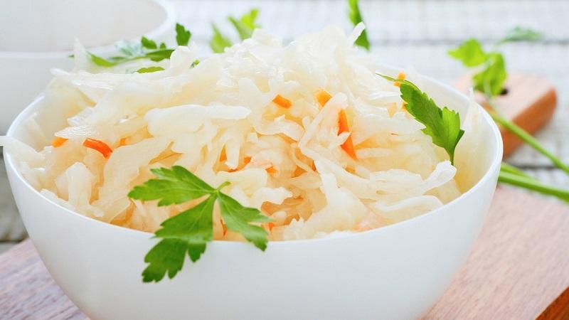 Капуста кисло-сладкая: рецепт маринованной закуски