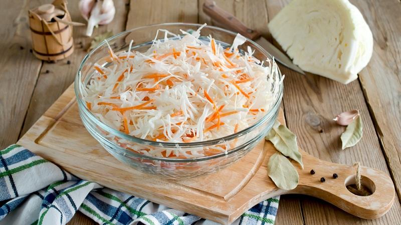 Капуста квашеная без соли: рецепты и рекомендации