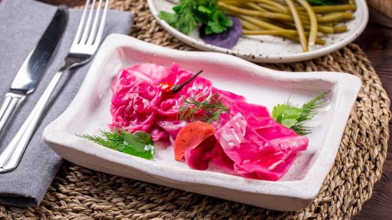 Вкусные заготовки на зиму: капуста по-гурийски - лучшие рецепты