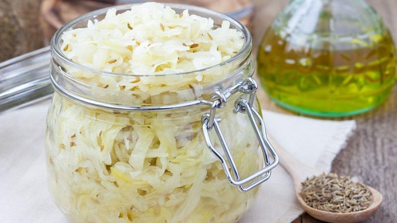 Вкусные летние заготовки: капуста с хреном рецепт на зиму