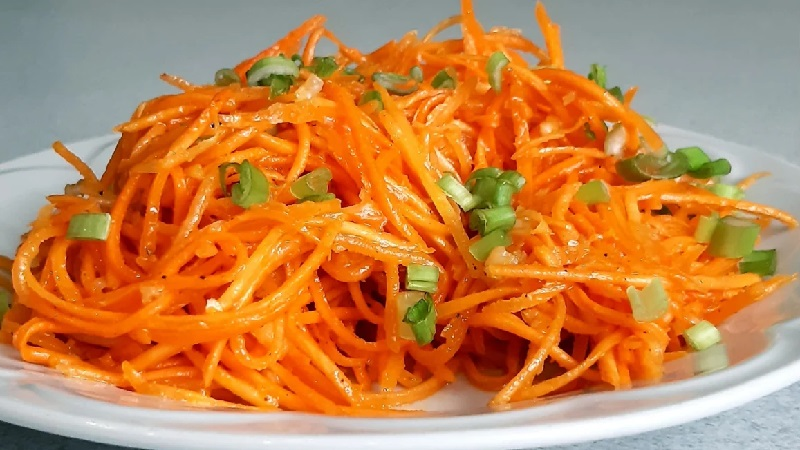 Лучшие рецепты в вашу копилку: морковь маринованная быстрого приготовления