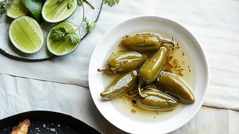 Перец халапеньо маринованный: рецепт в домашних условиях и советы по приготовлению