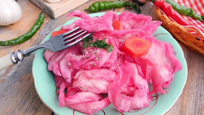 Вкусные заготовки на зиму: капуста кусочками маринованная по лучшим рецептам