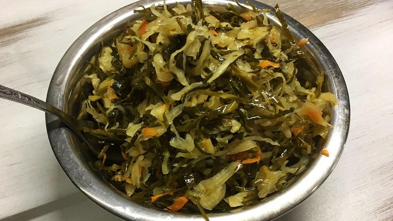 Как готовится капуста серая квашеная: рецепты, которые пригодятся многим хозяйкам
