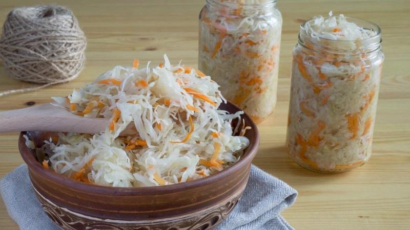 Настоящая квашеная капуста без сахара: рецепт и советы хозяек