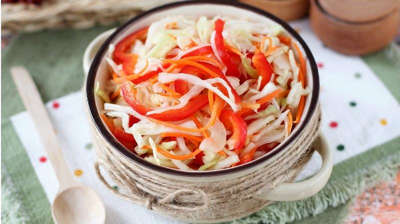 Квашеная капуста за 3 дня: рецепт быстрого приготовления в различных вариациях