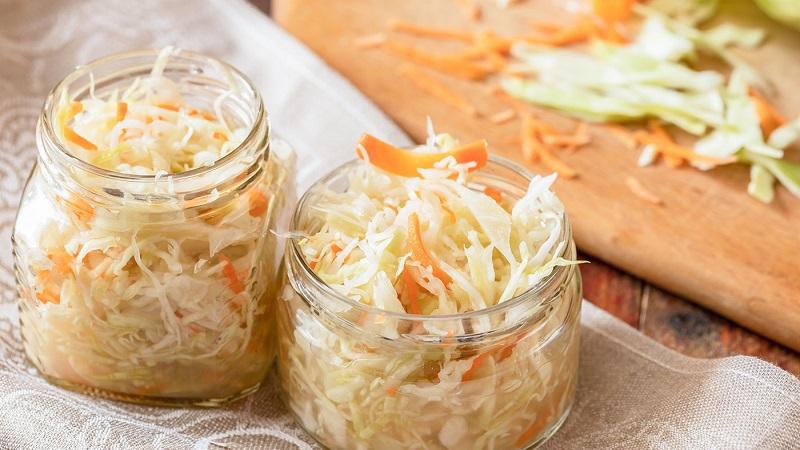 Как сделать малосольную капусту и быстро получить вкусную закуску