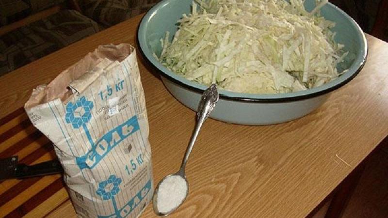 Секреты вкусных заготовок: какую соль использовать для засолки капусты