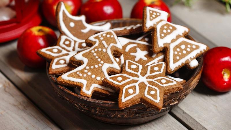 Вкусные имбирные пряники: рецепты на Новый год