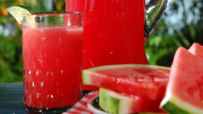 Как приготовить вкусный компот из арбуза на зиму по лучшим рецептам