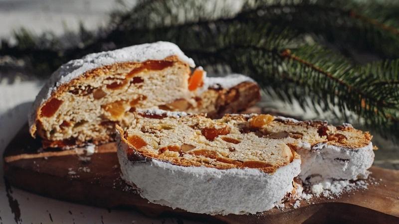 Печем настоящий штоллен рождественский: рецепт приготовления в домашних условиях