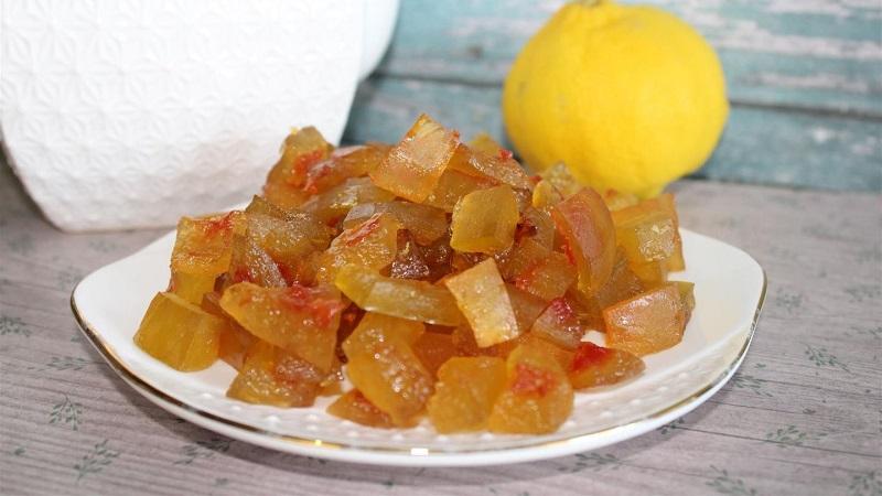 Как приготовить цукаты из арбузных корок: самый простой рецепт в домашних условиях
