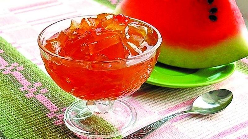 Вкусный и полезный десерт: варенье из арбуза - лучшие рецепты в вашу копилку