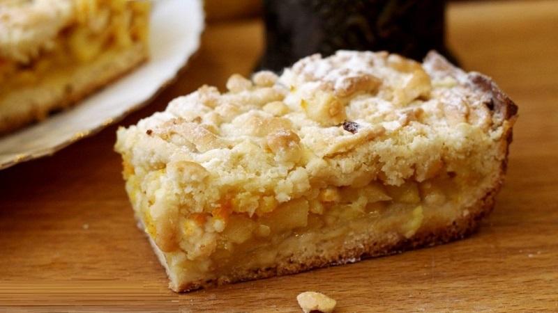 Как испечь лимонник - пирог, который понравится всем сладкоежкам