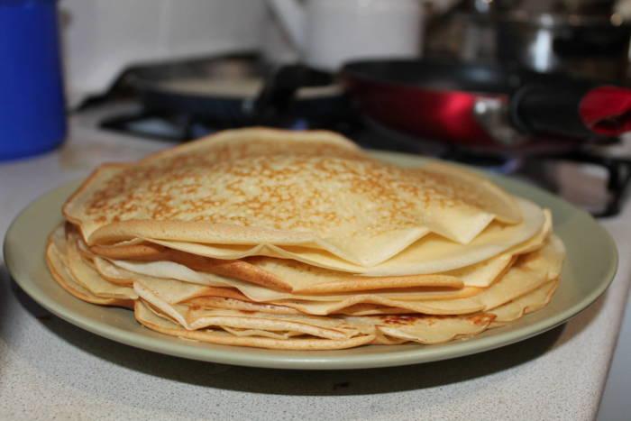 Блины без яиц: готовить по этим рецептам одно удовольствие