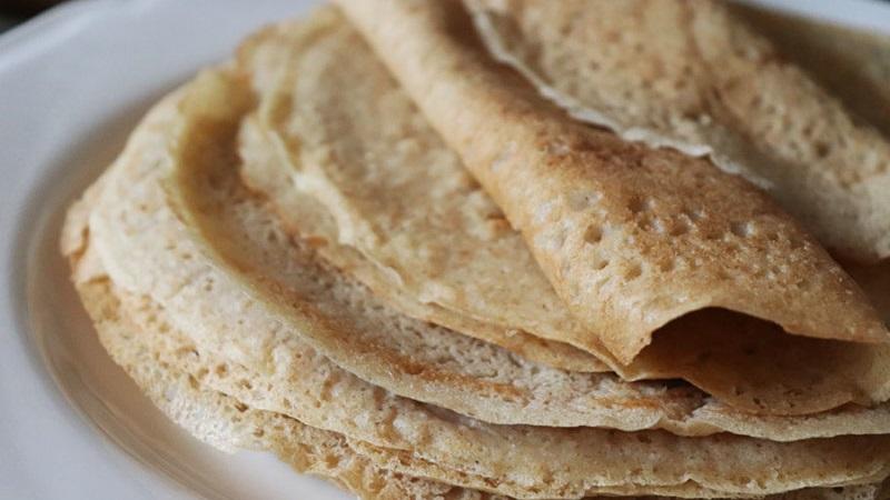 Как приготовить диетические блины для худеющих по лучшим рецептам