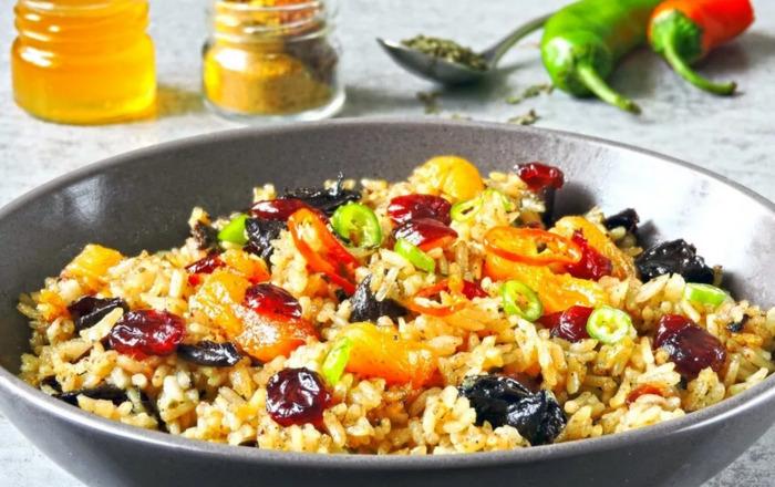 Рецепты плова без мяса: варианты приготовления и подачи к постному столу