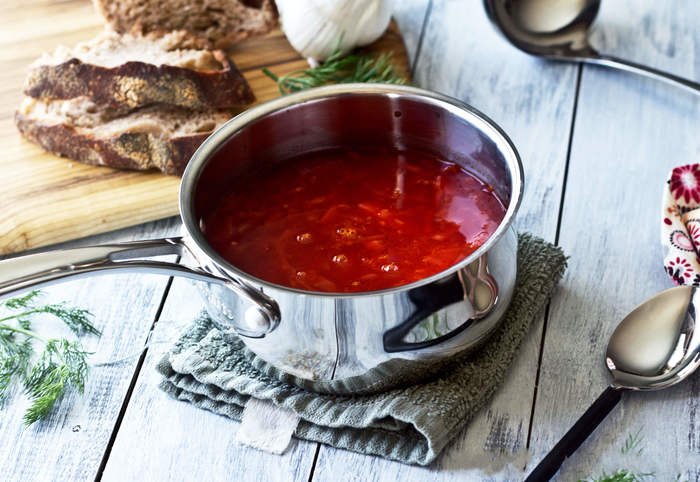 Рецепты постного борща: богатство вкуса в каждой тарелке