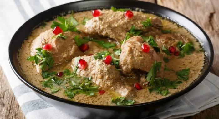Лучшие классические рецепты сациви из курицы по-грузински