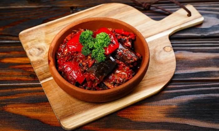 Лучшие рецепты Аджапсандали