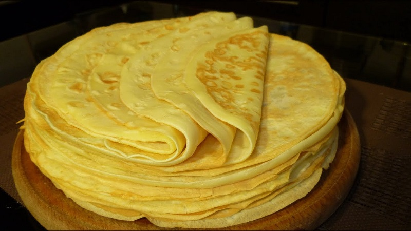 Самые вкусные блины на майонезе: проверенные рецепты
