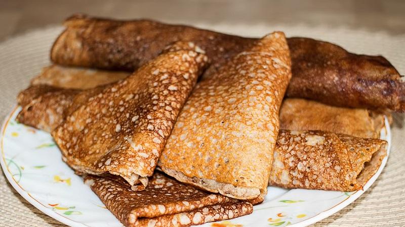 Найдите лучший рецепт обычных блинов в нашей вкусной подборке